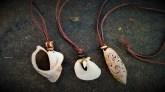 seashell trio