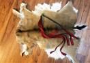 deer cloak and rosewood wand!
