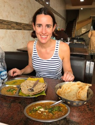 Southern Indian food curry