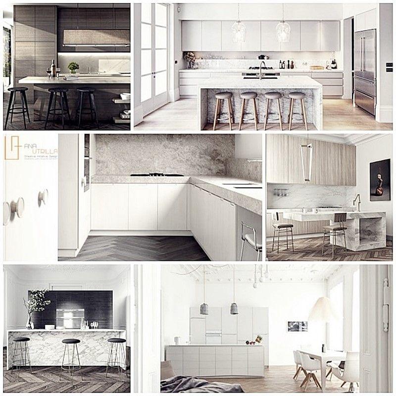 Cómo decorar con estilo ecléctico elegante francés mi vivienda, espacios de cocina y aseo
