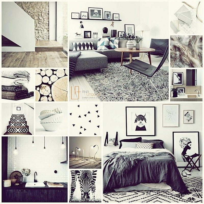 Decoración de interiores de estilo nórdico para tu salón o cocina