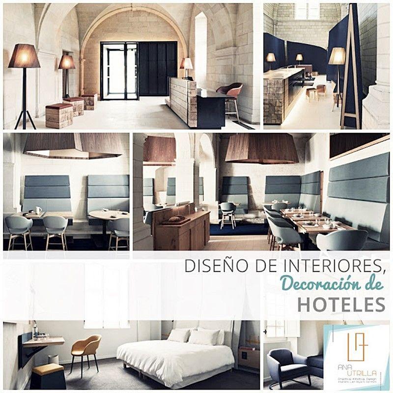 Diseño de interiores: hoteles