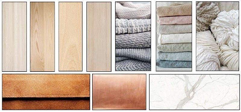Materiales que más se utilizan en el diseño nórdico o escnadinavo