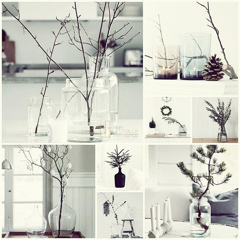 Complementos DIY para navidad, decora tu hogar con estilo nórdico minimalista