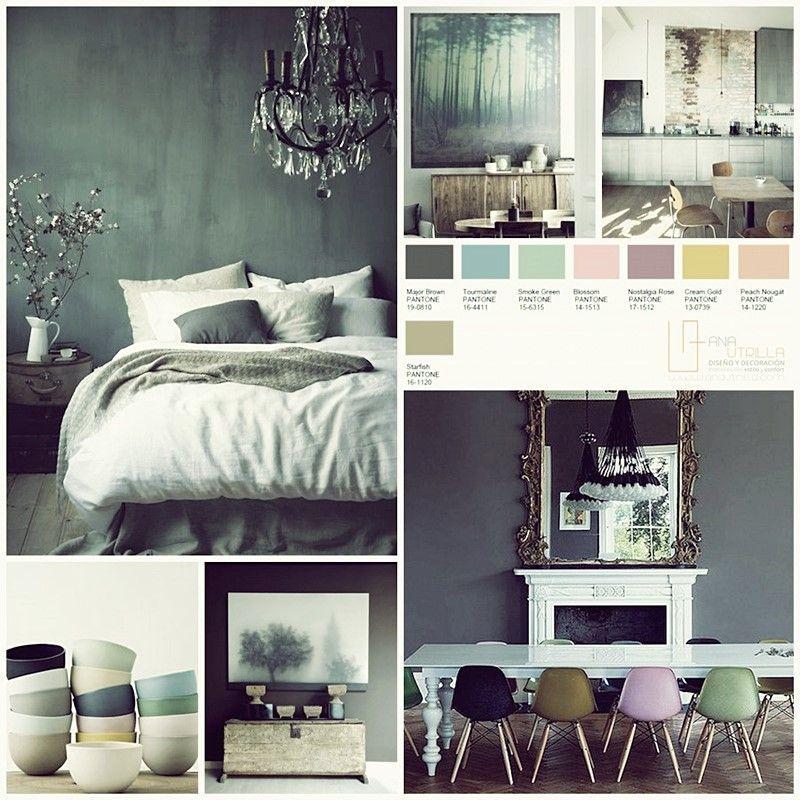 Guía pantone 2016 colores en tendencia por Ana Utrilla