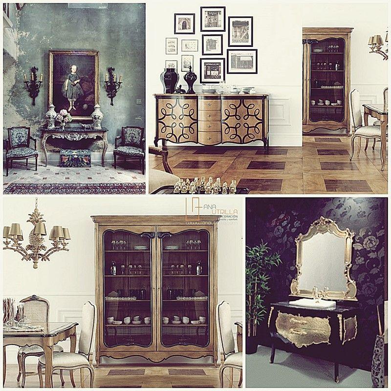 Estilo cl sico en decoraci n de interiores dise o de - Estilo barroco decoracion ...