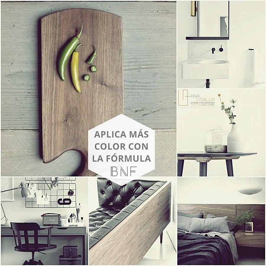 Crea bonitas combinaciones de color para tus espacios de casa o de trabajo, por Ana Utrilla Diseño de Interiores Online