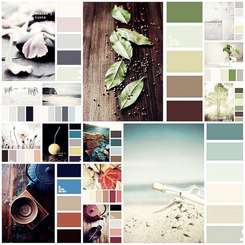 Combinación de colores, guía de ideas para decorar en verano