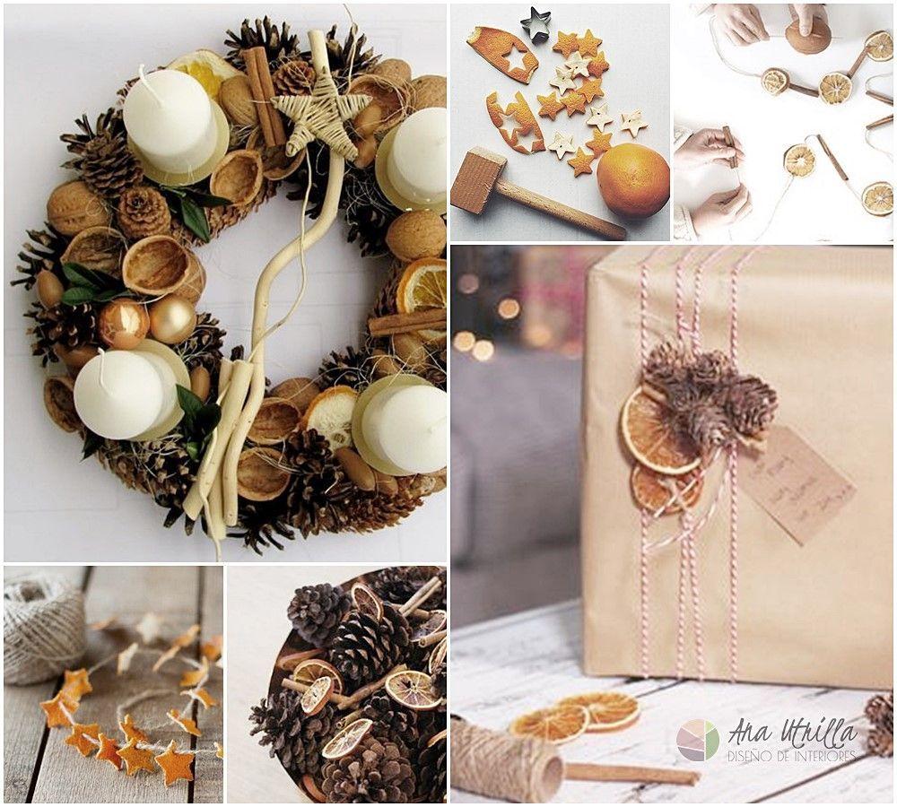 Añade agradables olores a tu ambiente de navidad para aumentar el confort de la estancia