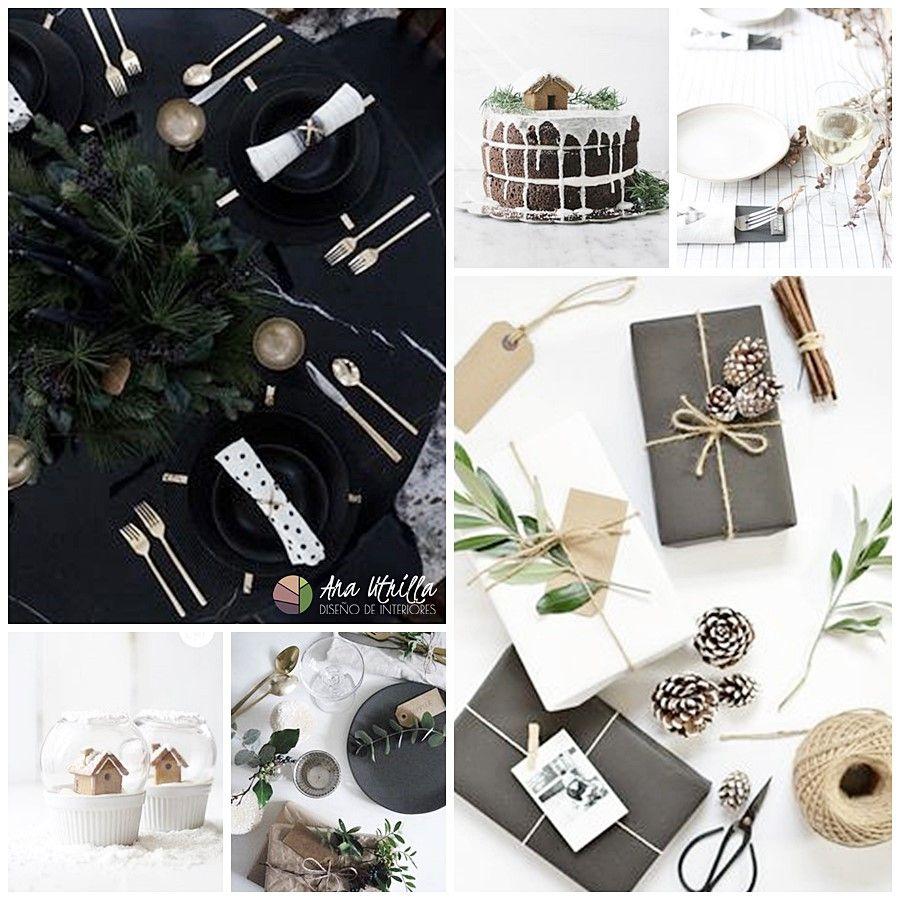 Decoración de Navidad, ideas e inspiración para que decores tus espacios con estilo nórdico