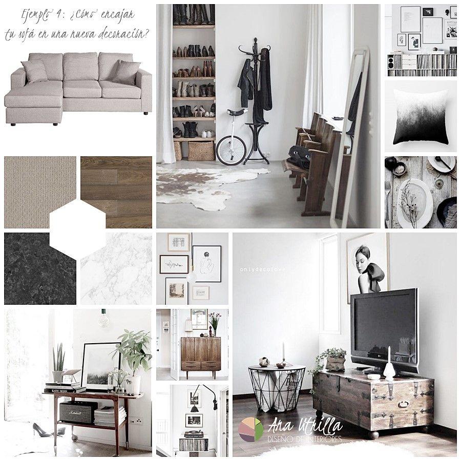 Decoración de interiores de estilo vintage nórdico e industrial, por Ana Utrilla