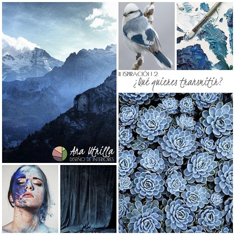Cómo combinar el color azul y sus tonalidades por Ana Utrilla INteriorismo
