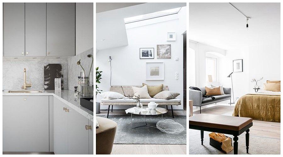 Coco Lanpine styling e interiorismo escandinavo inspiración
