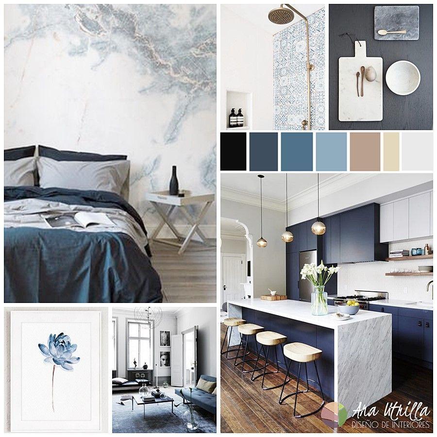 Consigue una decoraci n equilibrada a trav s del color Elementos de decoracion de interiores
