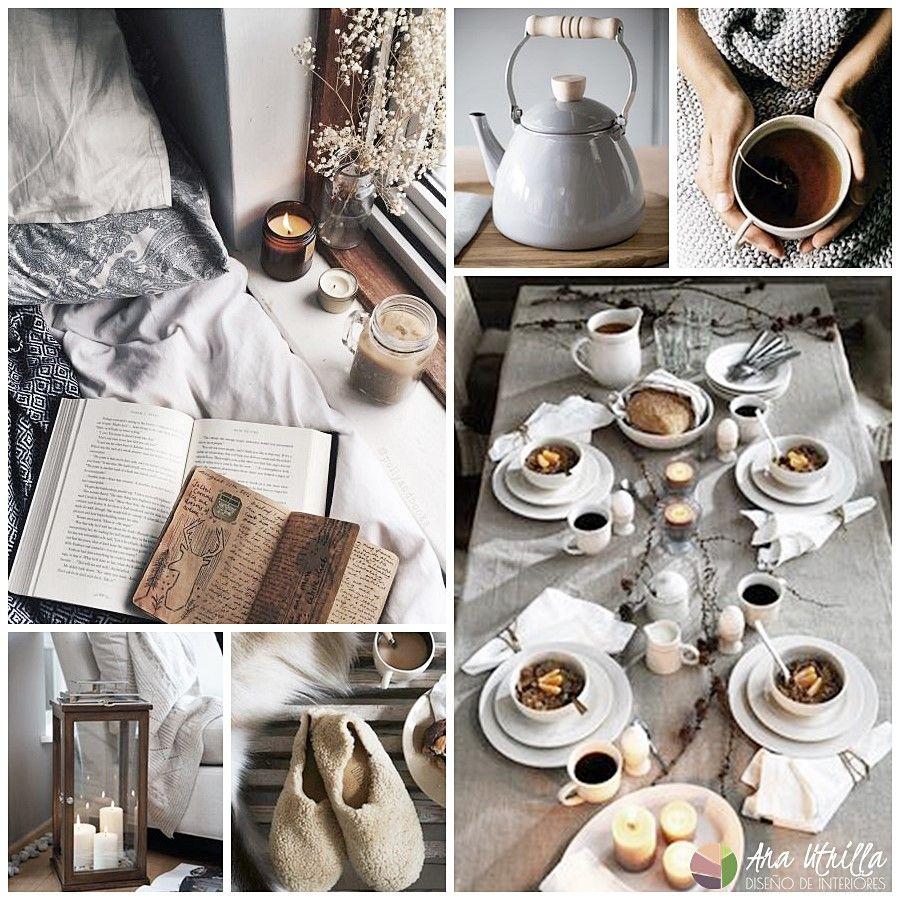 Hygge un estilo de vida acogedor y cálido, por Ana Utrilla
