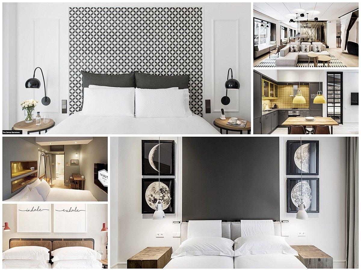 INTERIORISMO COMERCIAL: HOTELES DE CIUDAD GENUINOS