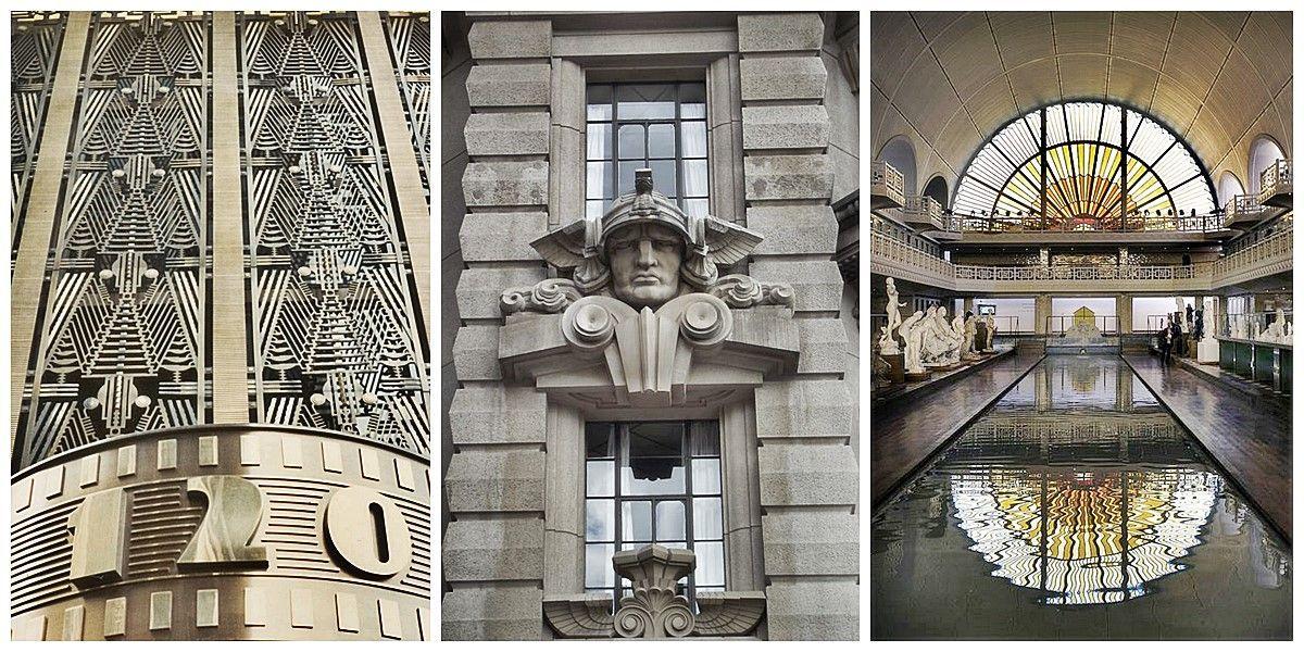 Estilo Art Decó en arquitectura