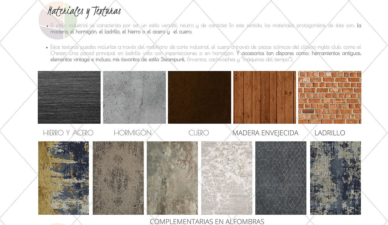 Estilo industrial en decoraci n de interiores dise o de for Estilo moderno diseno de interiores caracteristicas