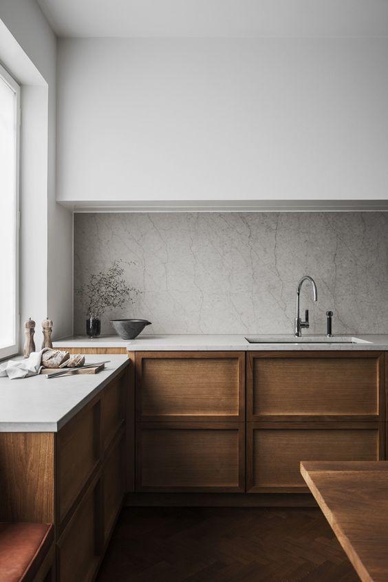 cocina minimalista en madera y mrmol errores que te separan de tu cocina perfecta with disear tu propia cocina