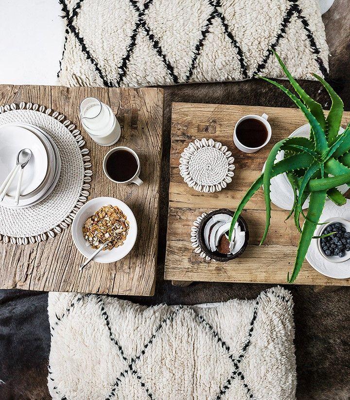 Transforma tu salón en un rincón lounge chill out