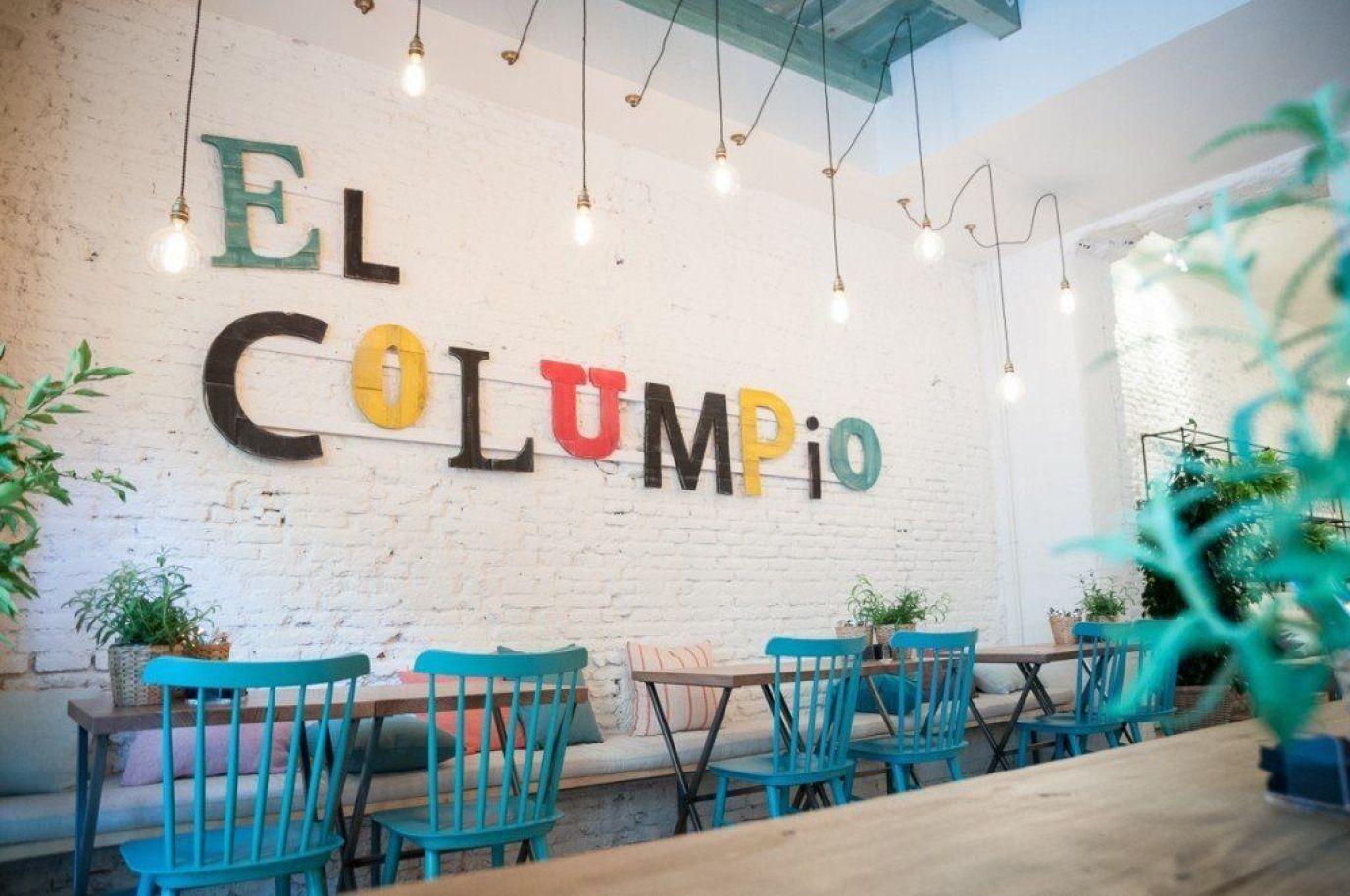 Resto Bar El Columpio en Madrid un interiorismo que recuerda a la infancia