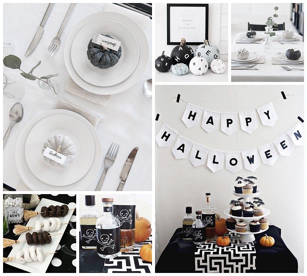Celebraciones en Halloween divertidas fiestas para toda la familia, decora tu casa con diy, para este Halloween @Utrillanais