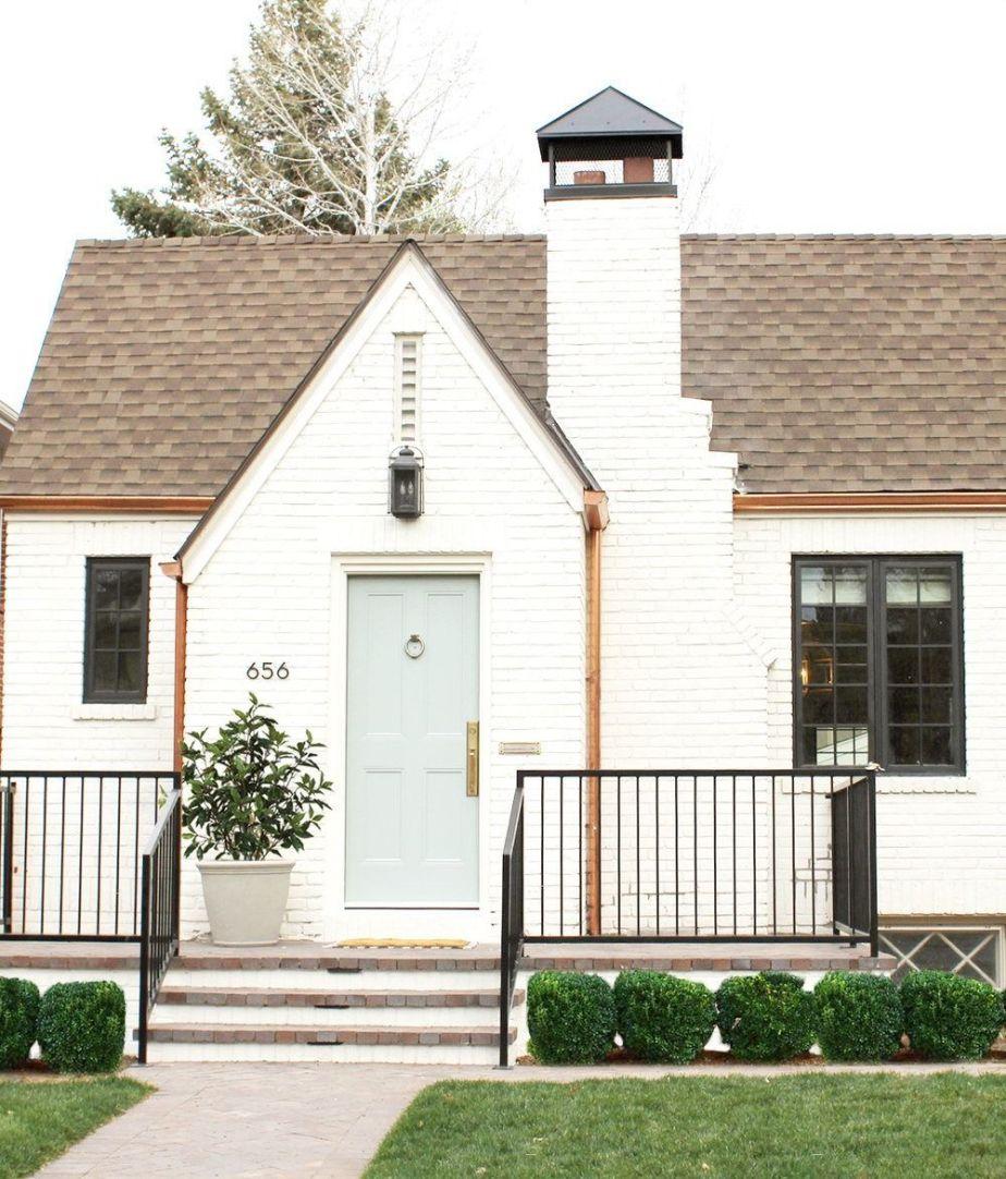Casa de estilo Tudor en Denver, proyecto de interiorismo de estilo farmhouse moderno por el estudio McGee @utrillanais