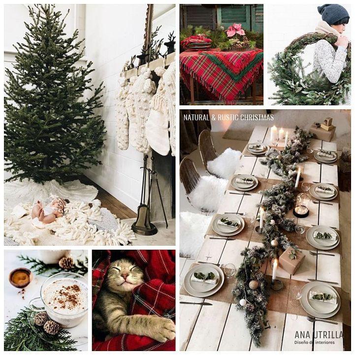 NOMADIC CHRISTMAS inspiración, ideas y consejos para completar tu decoración de Navidad @Utrillanais