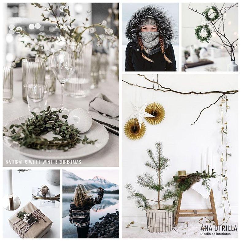 Ideas, consejos y tips para incrementar la decoración de Navidad, a través de tendencias @Utrillanais