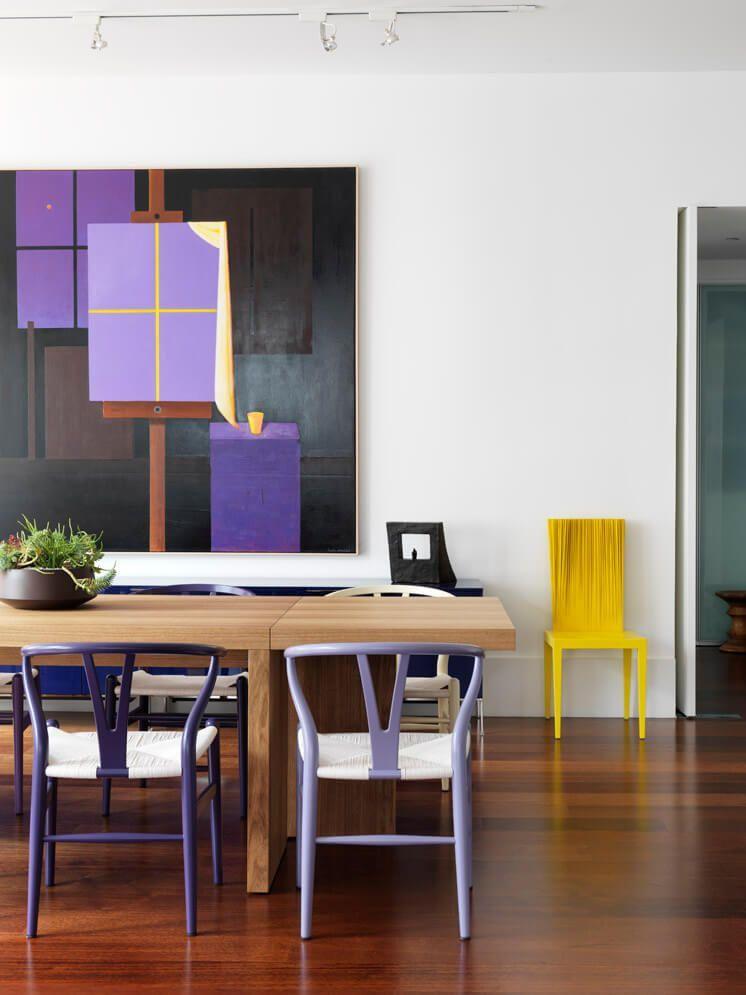 Ultra Violet color pantone 2018 en tu decoración de interiores @Utrillanais