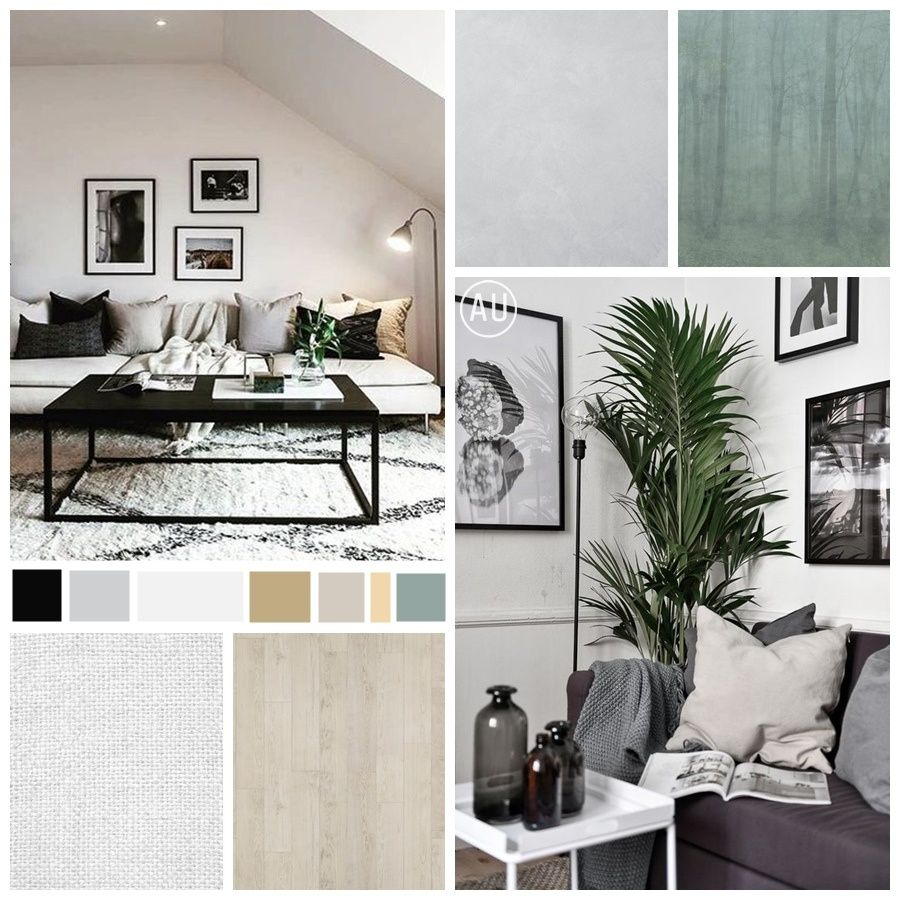 Interiorismo de sal n comedor en m laga de estilo escandinavo moderno dise o de interiores y - Interiorismo malaga ...