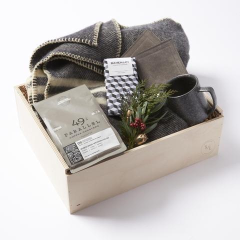 Caja regalo diy personalizado regala bienestar en casa, momentos de confort y calidez en un hogar acogedor, hygge @Utrillanais