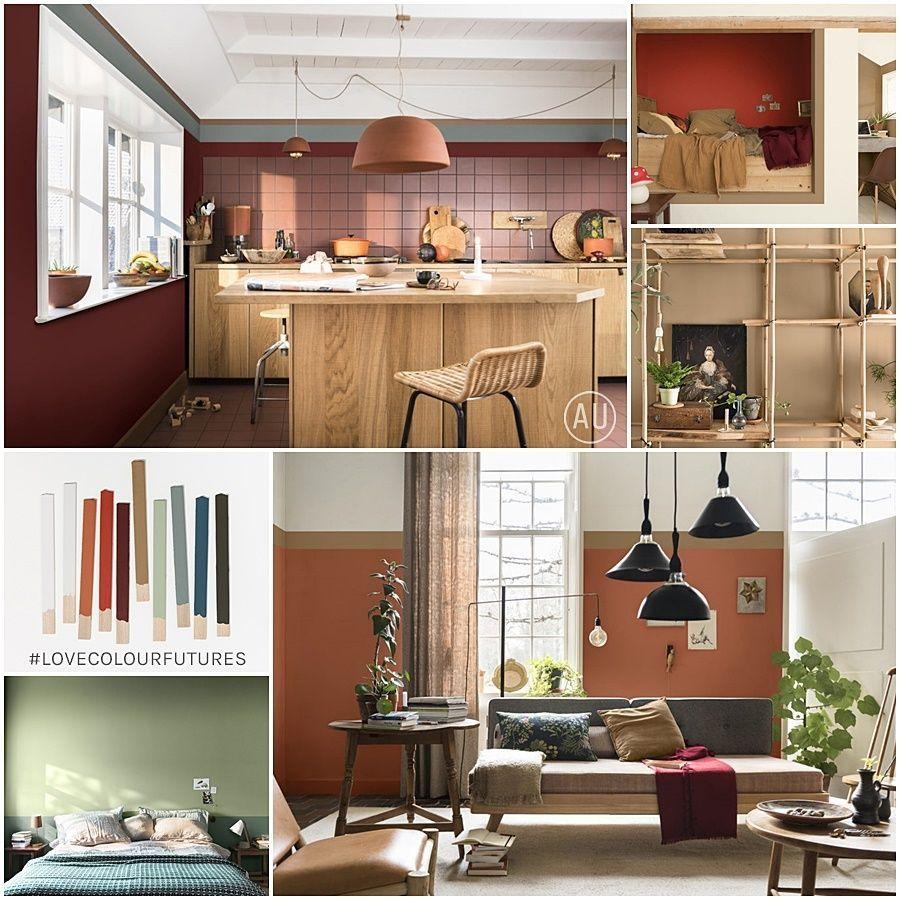 Colores en tendencia 2019 para decoración de interiores por Akzonobel @Utrillanais