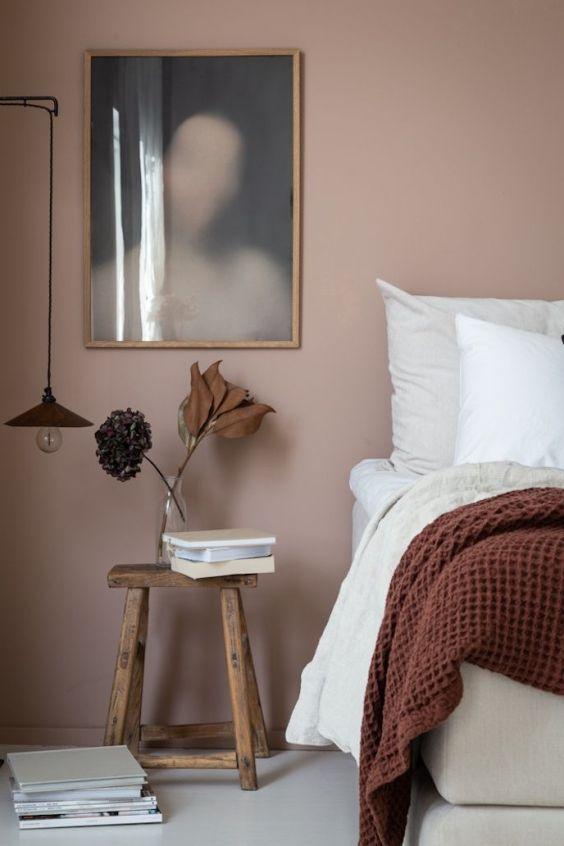 Rust color trend 2018 -2019 interior design @Utrillanais