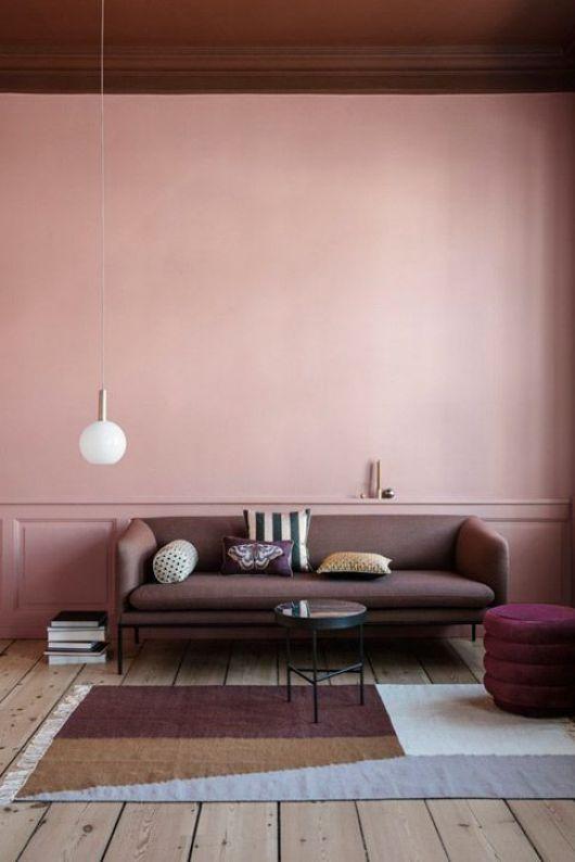 Colores en tendencia en decoración de interiores @Utrillanais