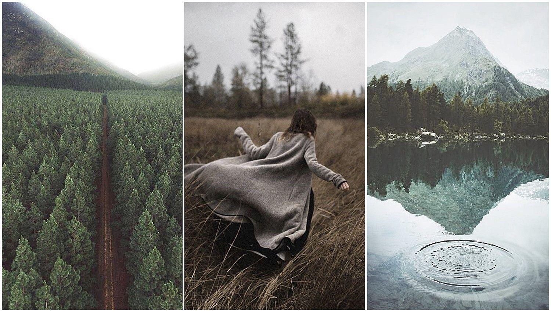 Naturaleza, ecologismo, vida sana, más atención a los detalles, a la familia, a los amigos, a la vida slow, estilo Kinfolk @Utrillanais