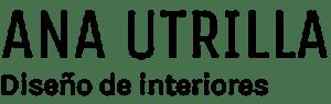 Ana Utrilla diseño de interiores online logo