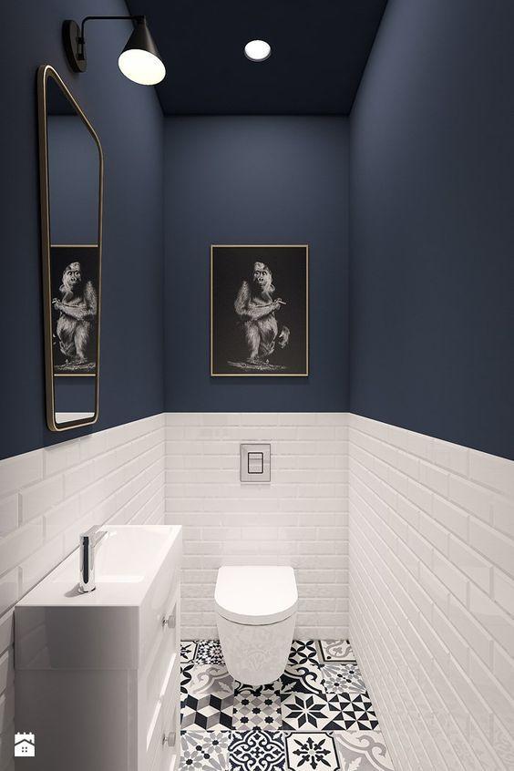 Aseo en color azul, color pantone 2020, ejemplos de cómo incluir este tono en tu hogar @Utrillanais