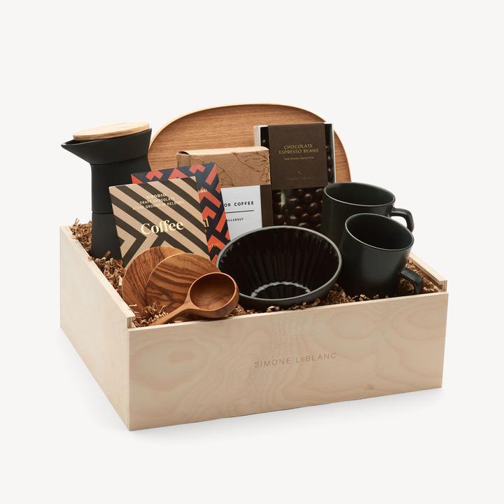 Caja regalo personalizado, experiencial, tendencia decoración para Navidad 2020 @Utrillanais