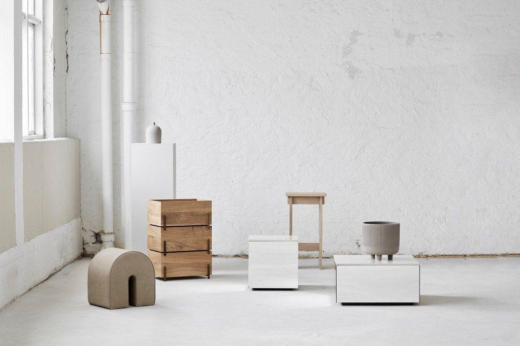 Mobiliario y accesorios de estilo Japandi por Krintina Dam Studio, tendencias diseño e interiorismo 2020 @Utrillanais
