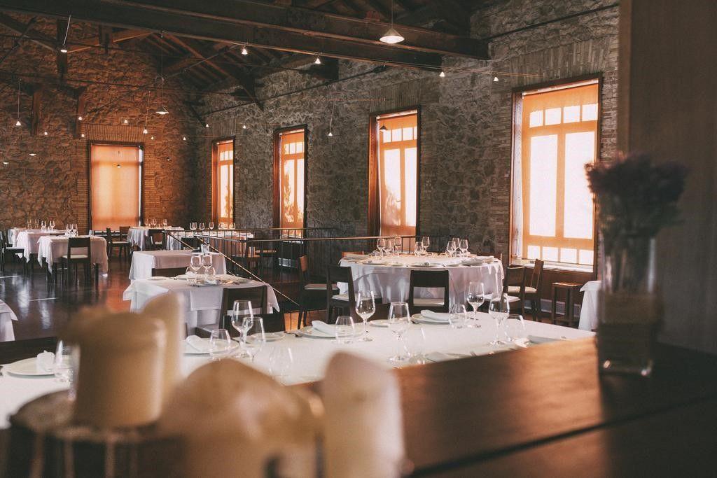 Restaurante Hotel Fuente Aceña, turismo rural en Valladolid, en qué se fija el viajero rural #TurismoRural #SlowLife #SlowInteriorDesign @Utrillanais