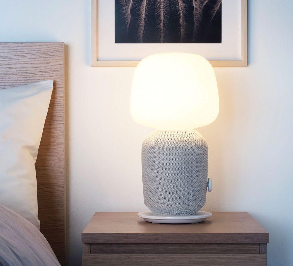 Ikea sonos, para iluminar y para los sonidos