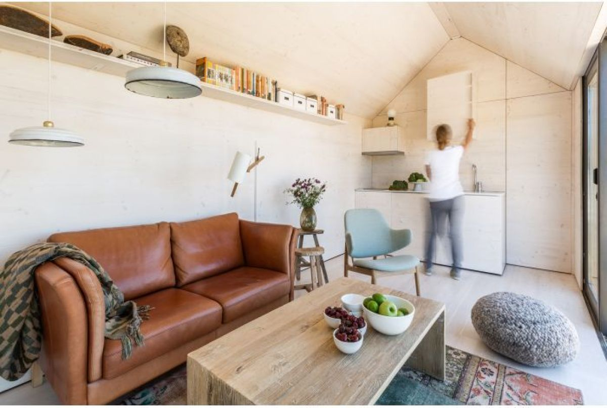 Casa transportable, proyecto diseño Batavia @Utrillanais