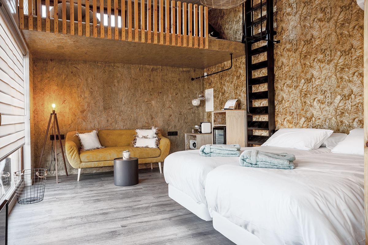 Habitación de estilo nórdico moderno #diseñocasasconencanto #anautrillainteriorismo @utrillanais