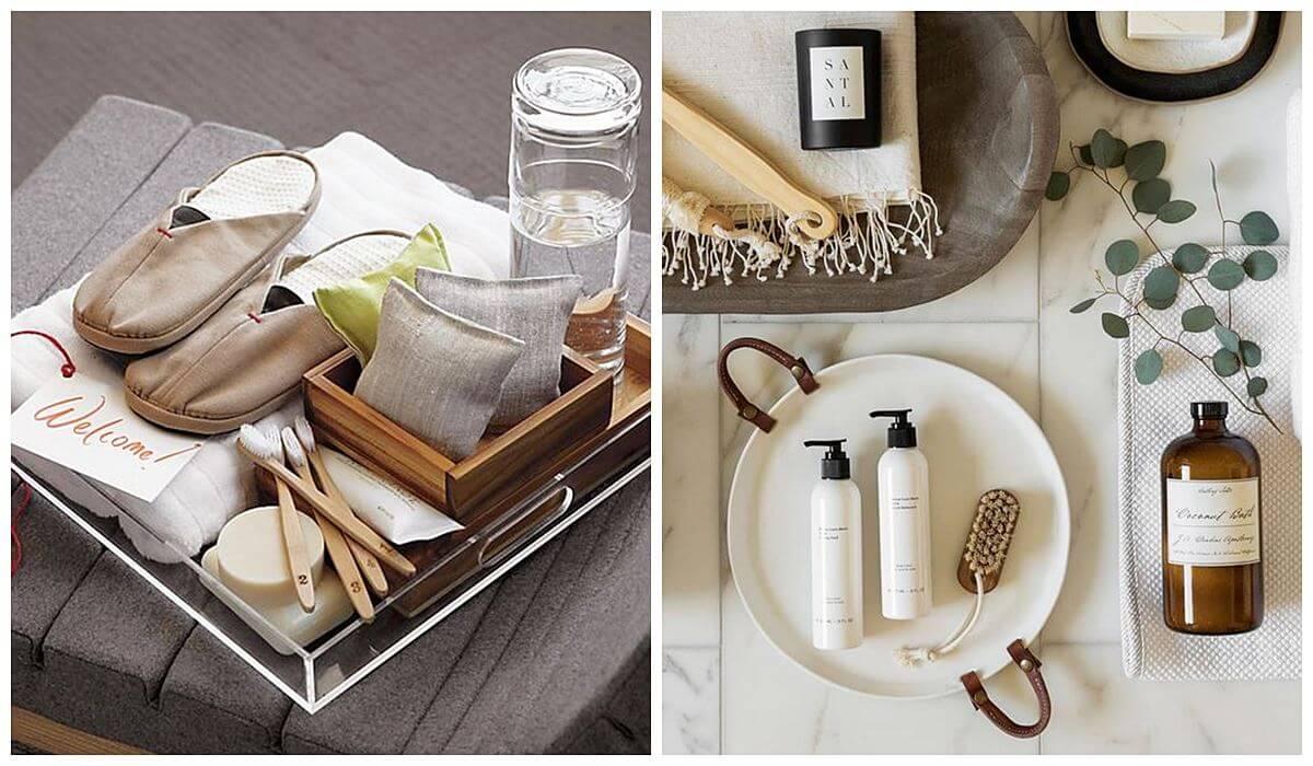 Detalles para tus invitados, adapta tu casa a tus invitados, si eres una persona casera que disfruta de los momentos caseros en familia