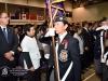 ANAVETS B.C. Command Colour Guard under command of Bob Rietveld