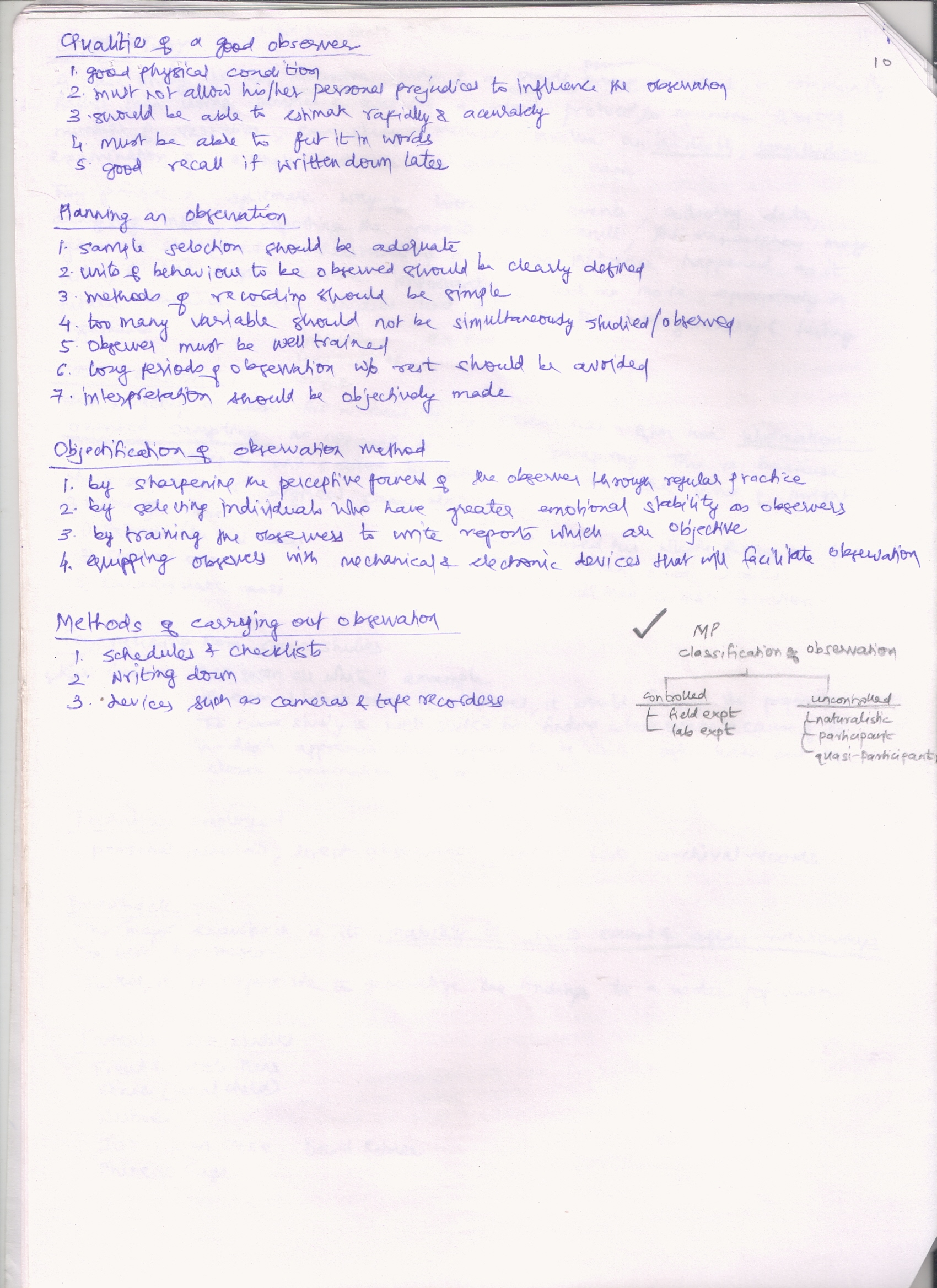 Paper Topics For Psychology Psychology Sample Notes Anay Dwivedi