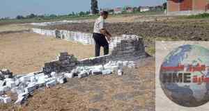 إزالة 16 حالة تعدي على مساحة 822 متر مربع بنطاق 3 مراكز محافظة البحيرة