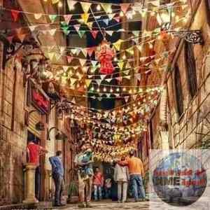 شارعنا في الاعياد...كنت احب عتبات البيوت: للاديب والروائى احمد حسين