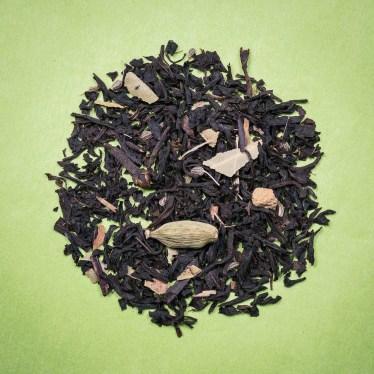 Thé Noir aromatisé yogi chai